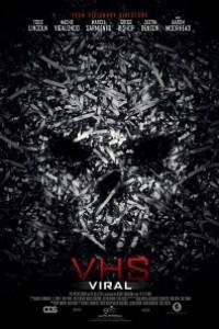 Caratula, cartel, poster o portada de V/H/S Viral