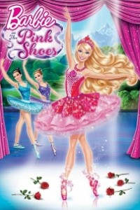Caratula, cartel, poster o portada de Barbie en La bailarina mágica (Barbie y las zapatillas mágicas)