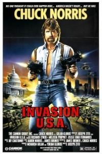 Caratula, cartel, poster o portada de Invasión USA