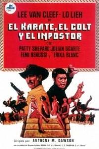 Caratula, cartel, poster o portada de El karate, el Colt y el impostor