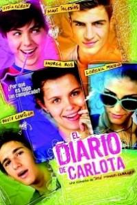 Caratula, cartel, poster o portada de El diario de Carlota