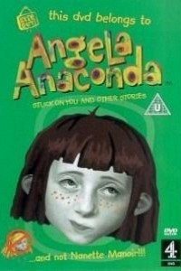 Caratula, cartel, poster o portada de Angela Anaconda