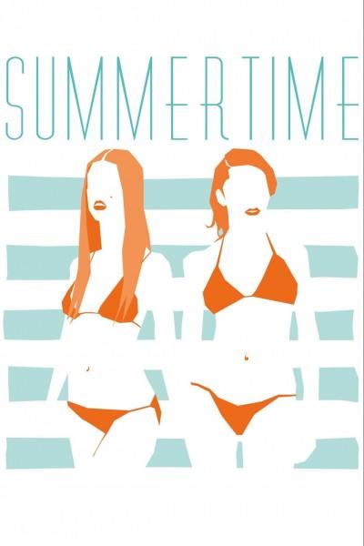 Caratula, cartel, poster o portada de Summertime