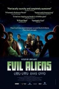 Caratula, cartel, poster o portada de Evil Aliens