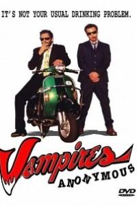 Caratula, cartel, poster o portada de Vampiros anónimos