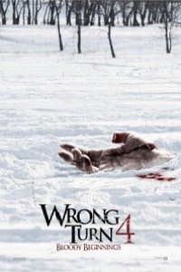 Caratula, cartel, poster o portada de Camino sangriento 4: El origen