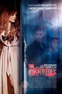 Caratula, cartel, poster o portada de The Canyons