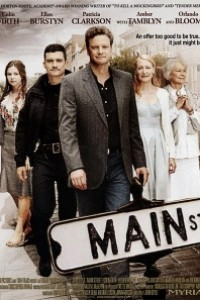 Caratula, cartel, poster o portada de Main Street