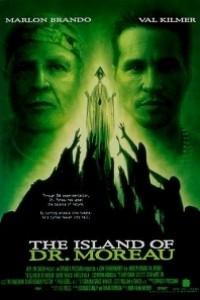 Caratula, cartel, poster o portada de La isla del Dr. Moreau