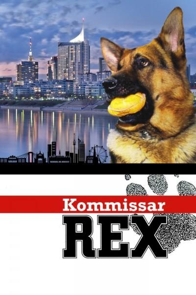 Caratula, cartel, poster o portada de Rex, un policía diferente