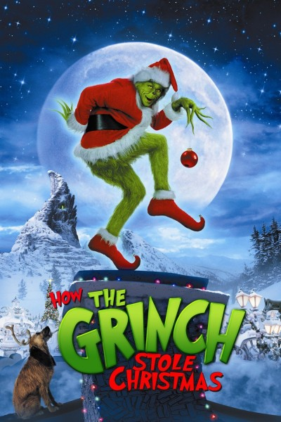 Caratula, cartel, poster o portada de El Grinch