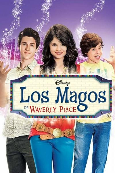 Caratula, cartel, poster o portada de Los magos de Waverly Place