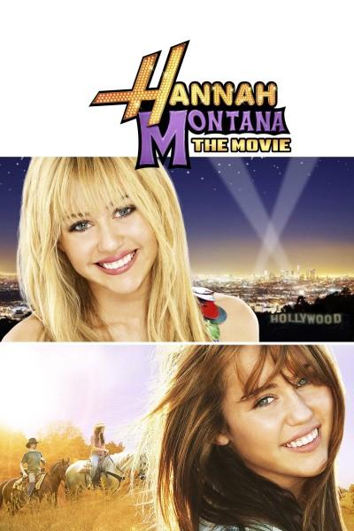 Caratula, cartel, poster o portada de Hannah Montana: La película