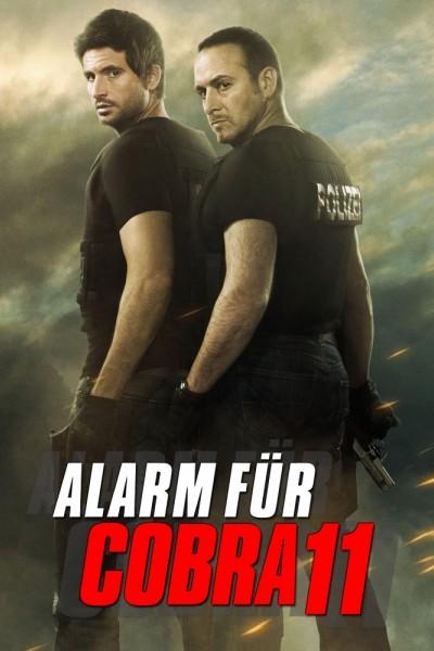Caratula, cartel, poster o portada de Alerta Cobra