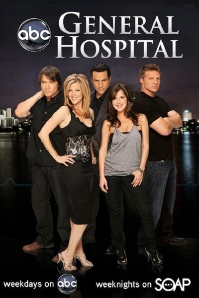 Caratula, cartel, poster o portada de Hospital General