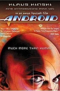 Caratula, cartel, poster o portada de Androide