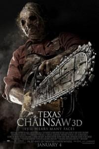Caratula, cartel, poster o portada de La matanza de Texas 3D