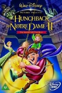 Caratula, cartel, poster o portada de El jorobado de Notre Dame 2: El secreto de la campana