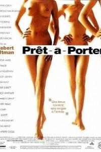 Caratula, cartel, poster o portada de Pret-a-porter