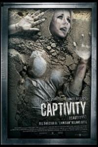 Caratula, cartel, poster o portada de Captivity (Cautivos)
