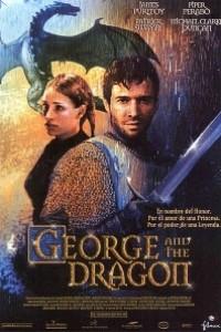 Caratula, cartel, poster o portada de George y el Dragon