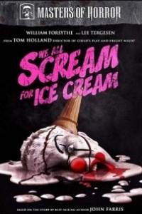 Caratula, cartel, poster o portada de Todos gritamos por un helado (Masters of Horror Series)
