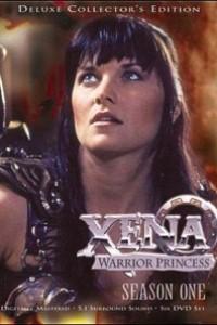 Caratula, cartel, poster o portada de Xena, la princesa guerrera