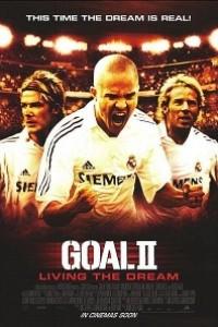 Caratula, cartel, poster o portada de ¡Goool 2! Viviendo el sueño