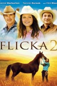 Caratula, cartel, poster o portada de Flicka 2