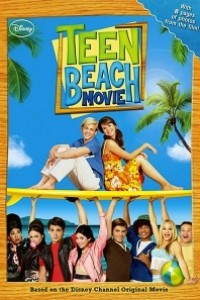 Caratula, cartel, poster o portada de Teen Beach Movie