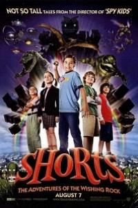 Caratula, cartel, poster o portada de Shorts: La piedra mágica