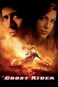 Caratula, cartel, poster o portada de Ghost Rider. El motorista fantasma