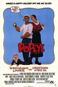 Caratula, cartel, poster o portada de Popeye