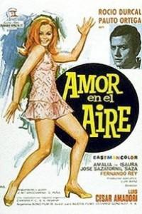 Caratula, cartel, poster o portada de Amor en el aire