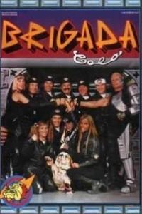 Caratula, cartel, poster o portada de Brigada Cola