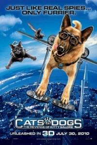 Caratula, cartel, poster o portada de Como perros y gatos: La revancha de Kitty Galore