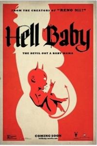 Caratula, cartel, poster o portada de Hell Baby
