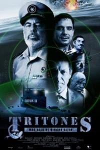 Caratula, cartel, poster o portada de Tritones, más allá de ningún sitio