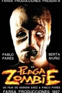 Caratula, cartel, poster o portada de Plaga zombie