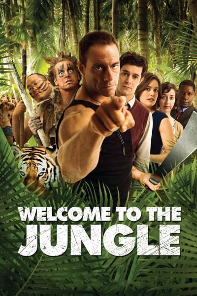 Caratula, cartel, poster o portada de Bienvenido a la jungla