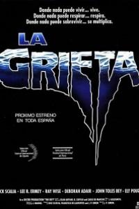Caratula, cartel, poster o portada de La grieta