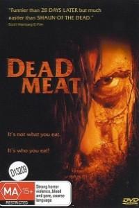 Caratula, cartel, poster o portada de Carne muerta