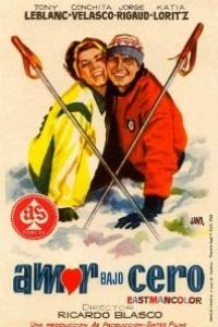 Caratula, cartel, poster o portada de Amor bajo cero