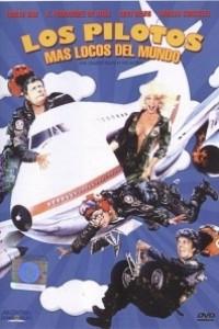 Caratula, cartel, poster o portada de Los pilotos más locos del mundo