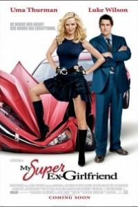 Caratula, cartel, poster o portada de Mi super ex-novia