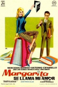 Caratula, cartel, poster o portada de Margarita se llama mi amor
