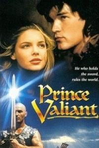 Caratula, cartel, poster o portada de Las aventuras del príncipe Valiente
