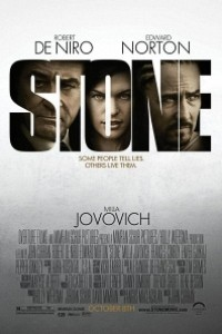 Caratula, cartel, poster o portada de Stone