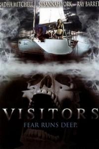 Caratula, cartel, poster o portada de Visitors