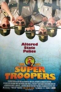 Caratula, cartel, poster o portada de Super maderos (Supermaderos)